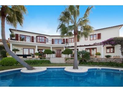Casa Unifamiliar for sales at Wonderful villa with views in Santa Ponsa  Santa Ponsa, Mallorca 07180 España