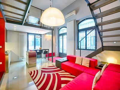 Duplex for sales at Modern loft in Navigli Via Casale Milano, Milan 20144 Italy