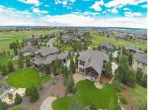 Vivienda unifamiliar for sales at 4598 Carefree Trail    Parker, Colorado 80134 Estados Unidos
