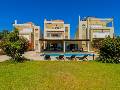 独户住宅 for sales at Beachfront Appeal Lachania, Dodecanese Rhodes, 爱海琴南部 85100 希腊