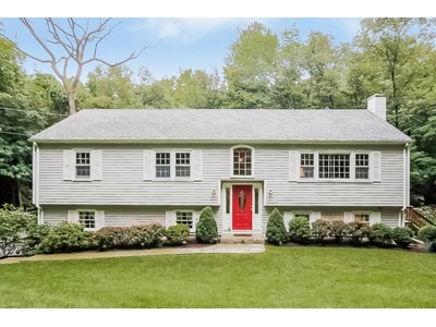 Single Family Home for sales at Ready to Move Into 91 Pipers Hill Road Wilton, Connecticut 06897 United States