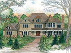 Maison unifamiliale for  sales at New Construction 70 Old Corner Rd Bedford, New York 10506 États-Unis