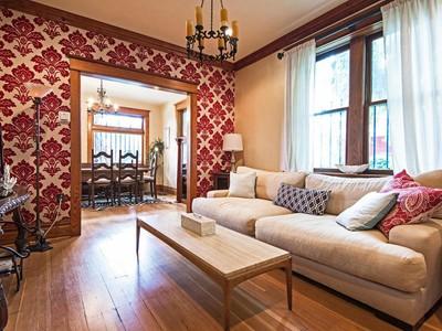 Duplex for sales at Historic Marmalade Twin Home 320 N Almond St Salt Lake City, Utah 84103 Hoa Kỳ