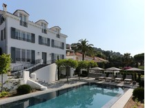 Tek Ailelik Ev for sales at Somptuous historic mansion in Californie with panoramic for sale  Cannes, Provence-Alpes-Cote D'Azur 06400 Fransa