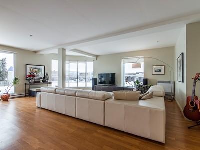 共管式独立产权公寓 for sales at Villeray 1 Rue De Castelnau E., apt. 401 Montreal, 魁北克省 H2R1P1 加拿大