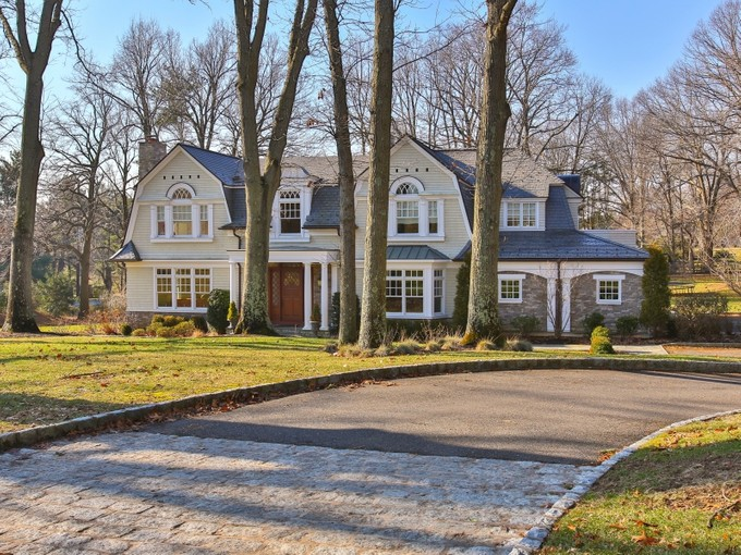 Single Family Home for sales at Exquisite! 32 Bellevue Ave.  Rumson, New Jersey 07760 United States