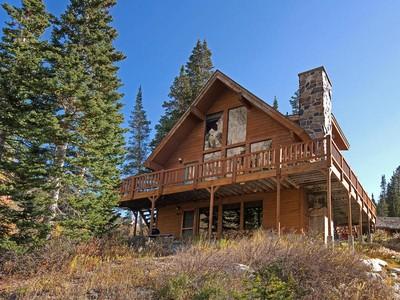 Casa para uma família for sales at Rare Bird at Alta 9871 E Peruvian Acre Road   Sandy, Utah 84092 Estados Unidos