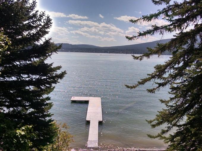 Villa for sales at Whitefish Lake View 1490 Barkley Ln Whitefish, Montana 59937 Stati Uniti