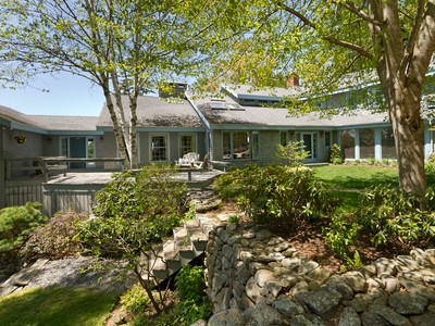 Single Family Home for sales at Stone Turtle Road 16 Stone Turtle Road Sedgwick, Maine 04673 United States