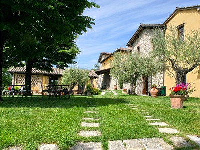Other Residential for sales at Charming Golf Club with equestrian center and Spa Vocabolo Caldese Citta Di Castello, Perugia 61026 Italy