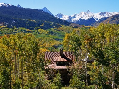 Farm / Ranch / Plantation for sales at Rose Camp 8719 Capital Creek Road Snowmass, Colorado 81615 United States