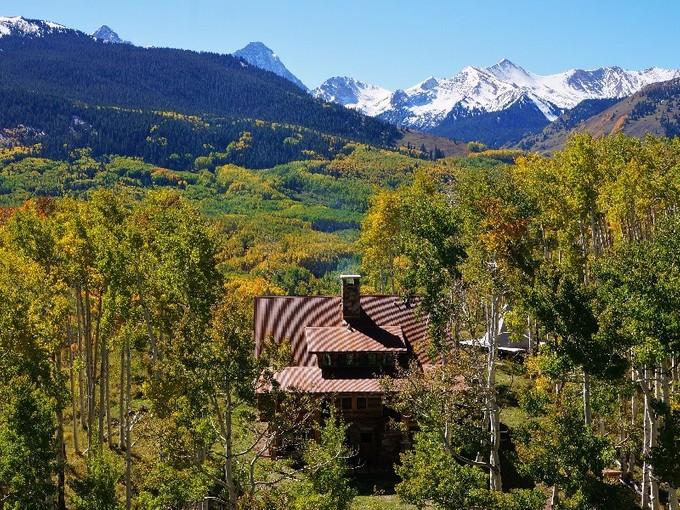 Fazenda / Quinta / Rancho / Plantação for sales at Rose Camp 8719 Capital Creek Road   Snowmass, Colorado 81615 Estados Unidos