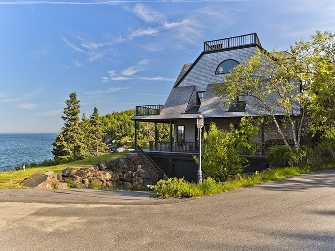 Single Family Home for sales at Bear Creek 120 Schooner Head Road  Bar Harbor, Maine 04609 United States