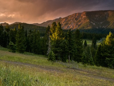 Land for sales at Antler Ridge View Homesite 332 Fourpoint Road Big Sky, Montana 59716 United States