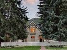 Single Family Home for sales at Updated West End Victorian 333 West Bleeker Street  West End, Aspen, Colorado 81611 United States