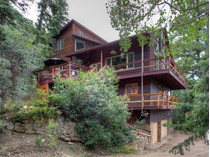 Nhà ở một gia đình for sales at Beautiful Mountain Retreat Bordering Deeded Open Space 645 Matterhorn   Park City, Utah 84098 Hoa Kỳ