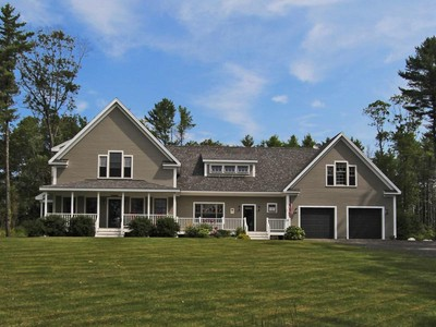 Single Family Home for sales at Fort Road 79 Fort Road Edgecomb, Maine 04556 United States