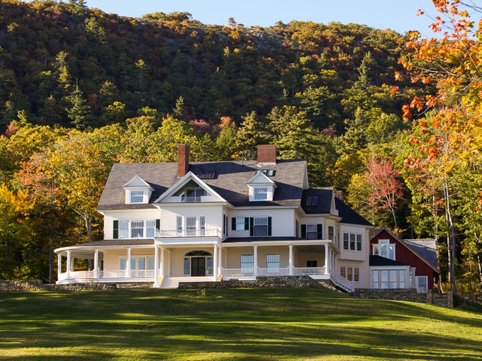 Single Family Home for sales at Mountain Arrow 78 Mountain Arrow Camden, Maine 04843 United States