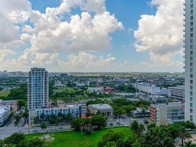 Condominium for sales at 1800 Club Condo 1800 N Bayshore Dr #2302  Miami, Florida 33132 United States