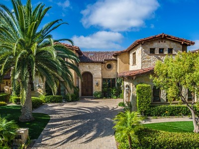 Single Family Home for sales at 5075 Rancho Quinta Bend  San Diego, California 92130 United States