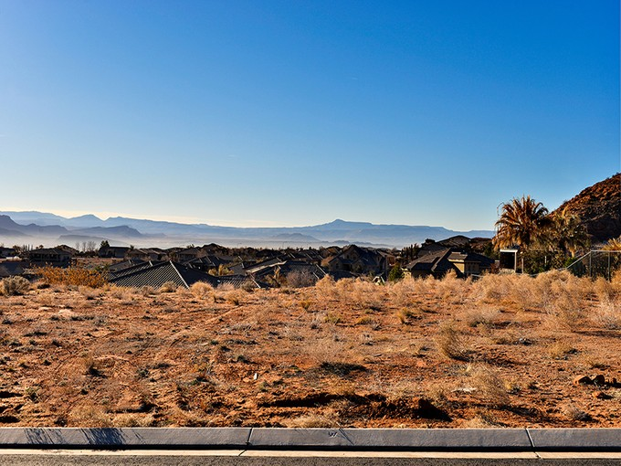 Land for sales at Beautiful unobstructed views 1265 Georgetown Dr  Washington, Utah 84780 United States