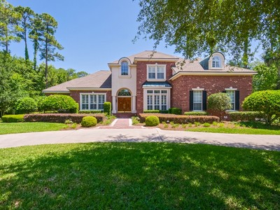 Single Family Home for sales at 9020 Marsh View Ct  Ponte Vedra Beach, Florida 32082 United States