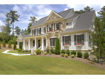 Single Family Home for sales at Resale in Lake Haven 411 Buckfield Crossing Milton, Georgia 30004 United States