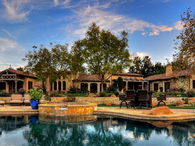 Single Family Home for sales at 6560 La Valle Plateada  Rancho Santa Fe, California 92067 United States
