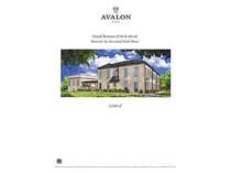 Nhà ở một gia đình for sales at Live, Shop, Play in Luxury at Avalon 108 Grand Crescent   Alpharetta, Georgia 30009 Hoa Kỳ