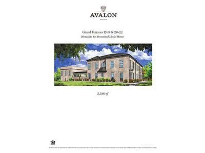 一戸建て for sales at Live, Shop, Play in Luxury at Avalon 108 Grand Crescent Alpharetta, ジョージア 30009 アメリカ合衆国