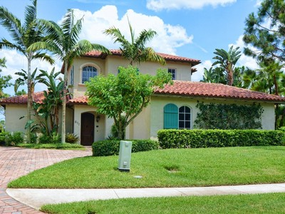 Single Family Home for sales at 611 White Pelican Way at The Ritz Carlton Club & Residences  Jupiter, Florida 33477 United States