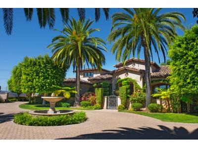 Vivienda unifamiliar for sales at 4110 Rancho Las Brisas Trail   San Diego, California 92130 Estados Unidos