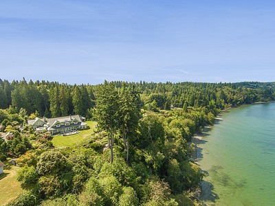 Single Family Home for sales at Whidbey Island Masterpiece xxxx Undisclosed Langley, Washington 98260 United States