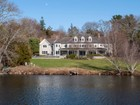 Single Family Home for  sales at Extraordinary Opportunity to live on New Canaan Waterfront 46 Clearview Lane New Canaan, Connecticut 06840 United States