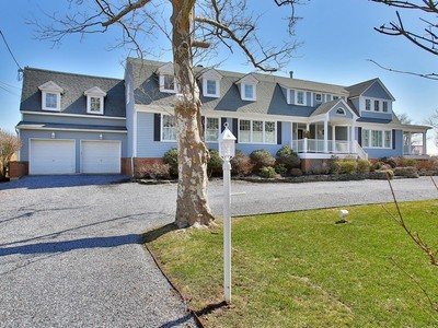 Single Family Home for sales at Oyster Bay Custom Home 1 Oyster Bay Dr Rumson, New Jersey 07760 United States