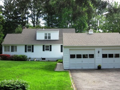 Single Family Home for sales at Colonial Cape 7 Stephen Mather Road  Norwalk, Connecticut 06850 United States