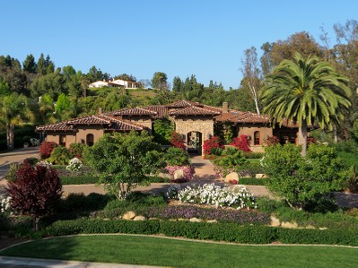 Single Family Home for sales at 6434 Via Dos Valles  Rancho Santa Fe, California 92067 United States