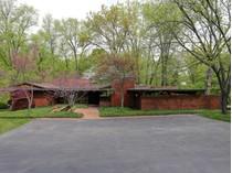 Maison unifamiliale for sales at Spectacular Ladue Contemporary 5 Roan Lane   St. Louis, Missouri 63124 États-Unis