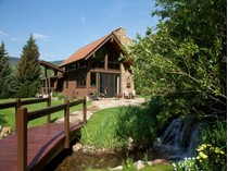 Moradia for sales at Private Mountain Estate at the Minturn Mile 585 Taylor Street   Minturn, Colorado 81645 Estados Unidos