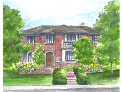 Maison unifamiliale for sales at 323 Bellaire Street  Denver, Colorado 80220 United States