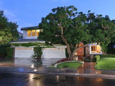 Single Family Home for sales at 21006 Kenwyn Ct 21006 Kenwyn Court  Topanga, California 90290 United States