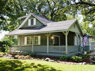 独户住宅 for sales at Unique Home With History and Style 3455 Bemes Road Crete, 伊利诺斯州 60417 美国
