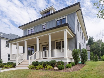 独户住宅 for sales at Woodmont Ridge 2735 Lorcom Ln Arlington, 弗吉尼亚州 22207 美国