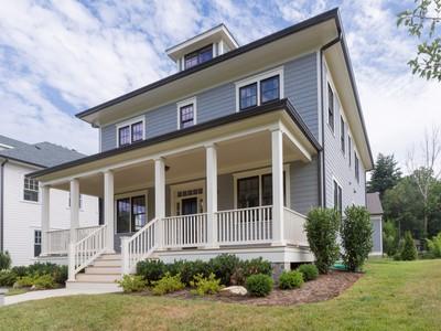 Single Family Home for sales at Woodmont Ridge 2735 Lorcom Ln Arlington, Virginia 22207 United States