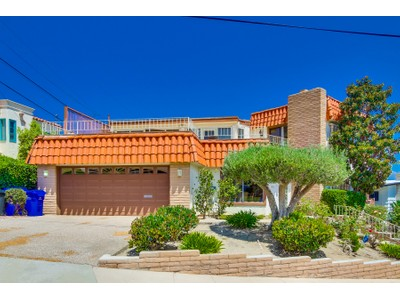 Villa for sales at 3280 Trumbull  San Diego, California 92106 Stati Uniti