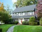 단독 가정 주택 for  sales at Truly Classic Center Hall Colonial 166 Christopher Street  Montclair, 뉴저지 07042 미국