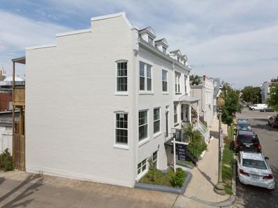 Çok Ailelik Ev for sales at Columbia Heights 1405 Perry Place Nw Washington, Columbia Bölgesi 20010 Amerika Birleşik Devletleri