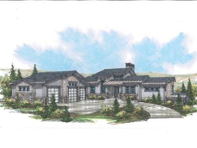 Maison unifamiliale for sales at Exquisite New Mountain Modern Construction 7802 Glenwild Dr Park City, Utah 84098 États-Unis