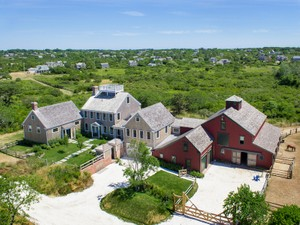 Single Family Home for Sales at 30 Acres - Spectacular Equestrian Estate 21 Crooked Lane Nantucket, Massachusetts 02554 United States
