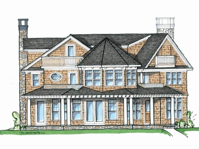 Casa Unifamiliar for sales at Custom Oceanfront Property 2105 Ocean Ave Spring Lake, Nueva Jersey 07762 Estados Unidos